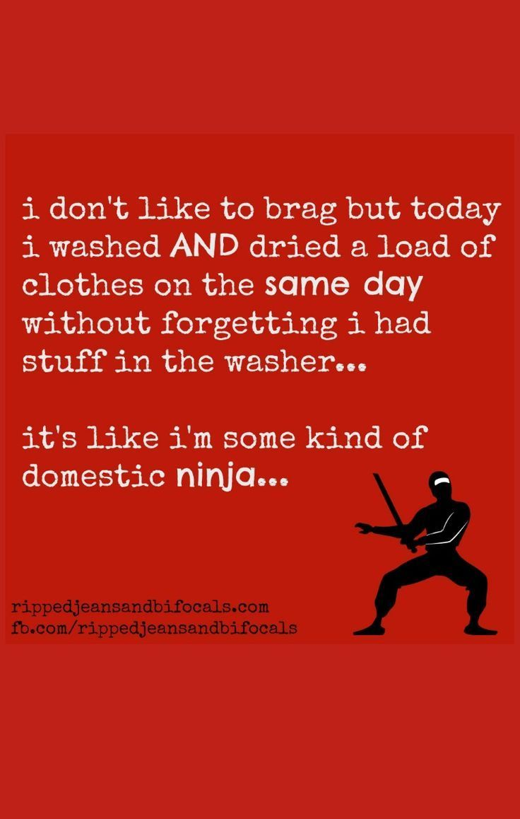 All over the world, people are high fiving themselves silly because they managed to get a load of clothes washed and dried on the same day. As well they should. |Mom humor|funny quotes|memes|mom blogs|
