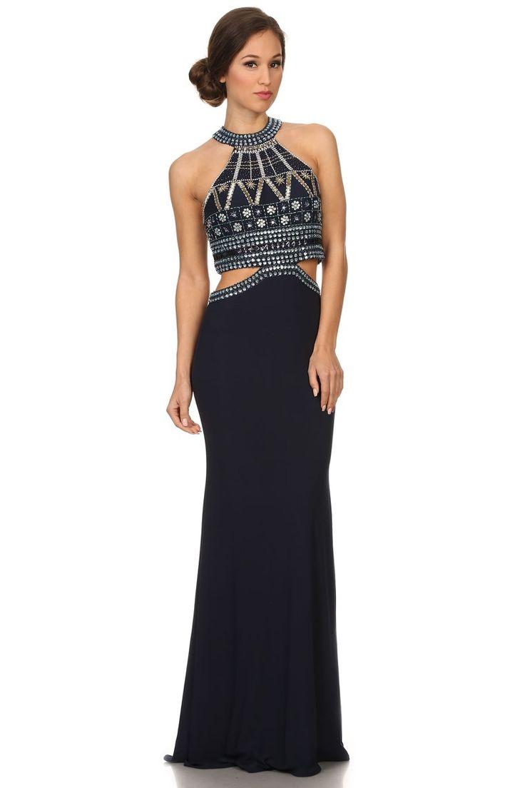 Длинное вечернее платье украшенное камнями цвет темно-синий https://www.fashionusa.ru/vechernie-platiya/dlinnoe-vechernee-platie-ukrashennoe-kamnyami-4073