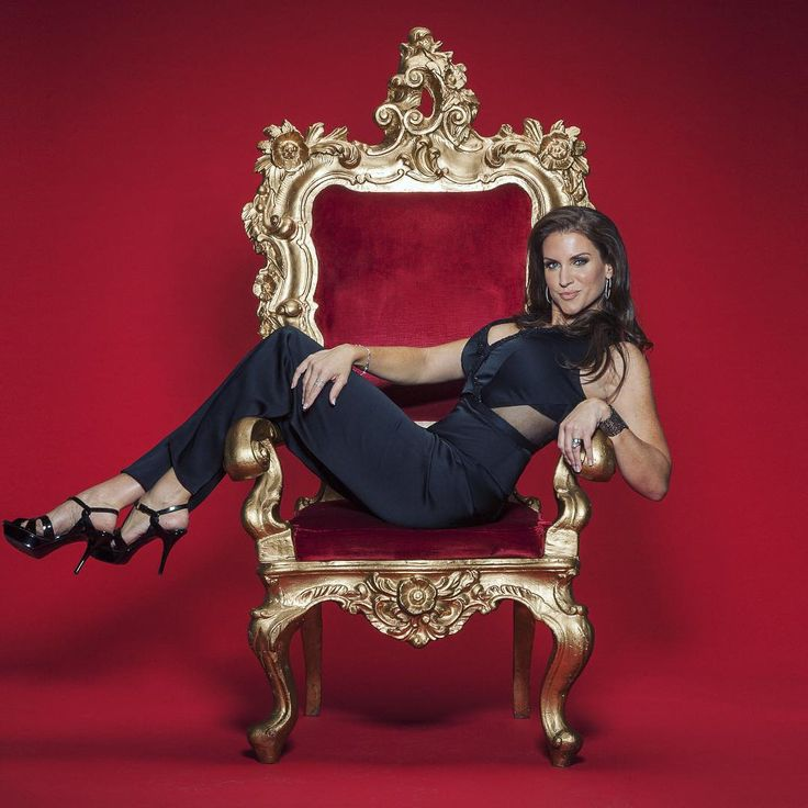 Stephanie McMahon #WWE #Queendom