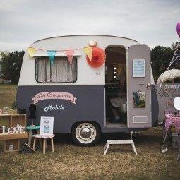 les 25 meilleures id es de la cat gorie caravanes vintage sur pinterest camping vintage. Black Bedroom Furniture Sets. Home Design Ideas