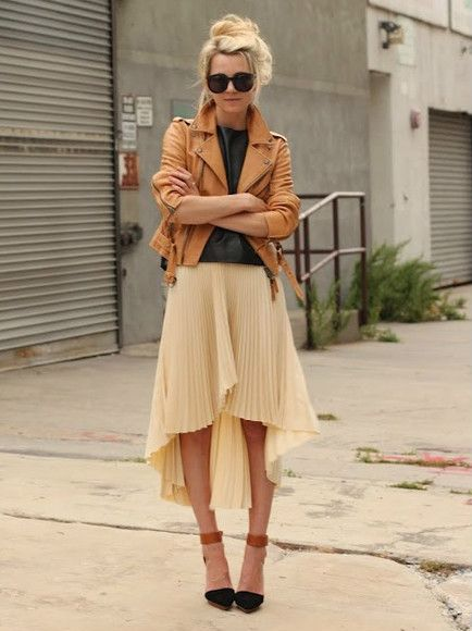 Must Have Outfits- love the skirt!