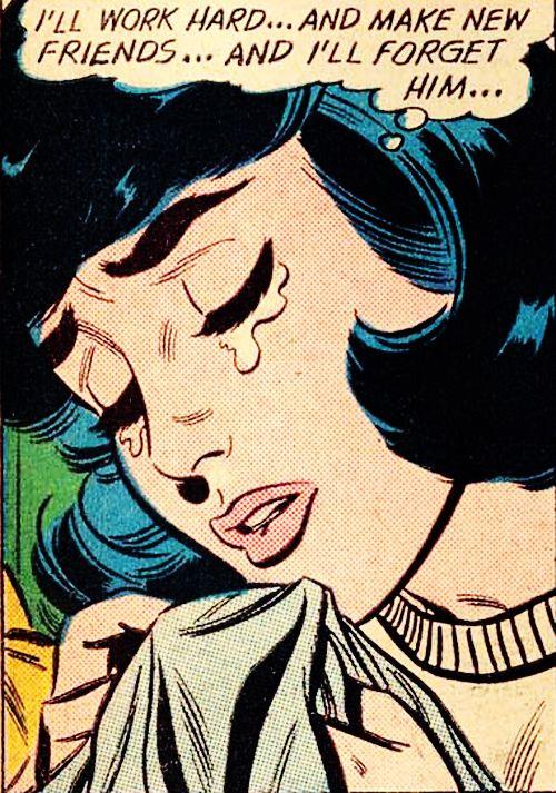 Heart Throbs #87 (1964)