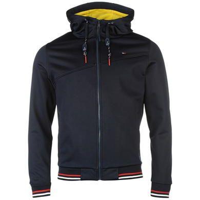 Hilfiger | Shell Logo Hooded Jacket Hilfiger Denim | Men's Lightweight Jackets