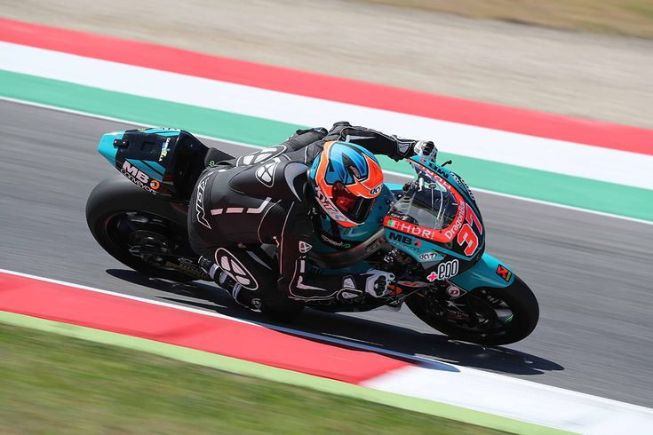 From Vroom Mag... Augusto Fernandez continues to improve on Qualifying day at Mugello