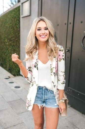 43 Cute Women Summer Outfits 2019