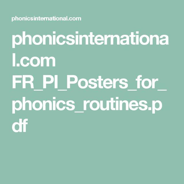 phonicsinternational.com FR_PI_Posters_for_phonics_routines.pdf