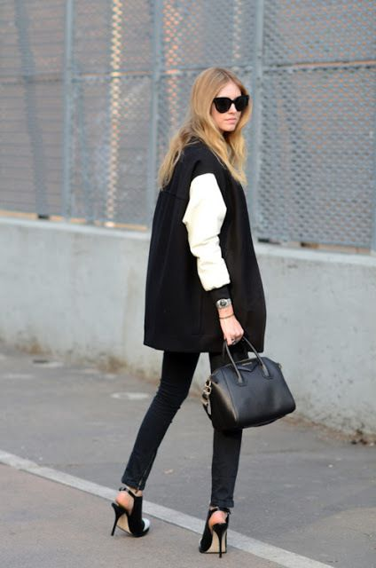Style me by Sarah: It's a monochrome thing