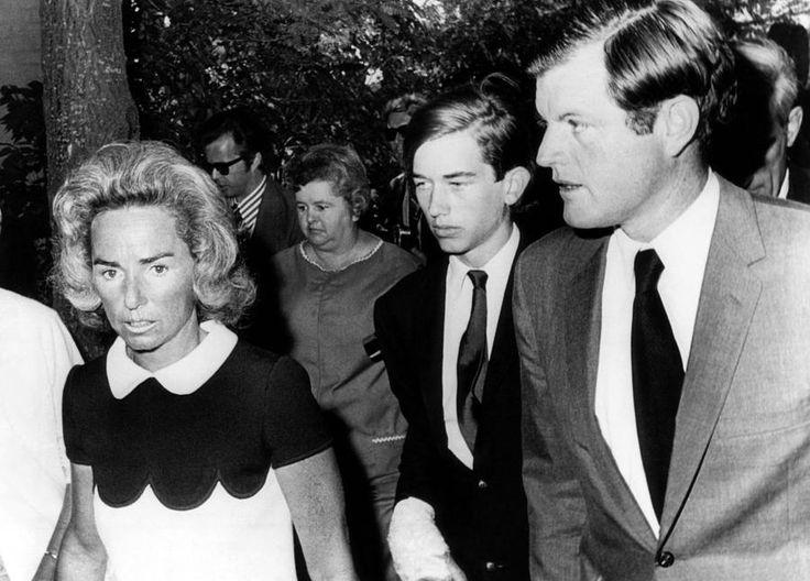 Ethel Kennedy, Robert Kennedy Jr Photograph  - Ethel Kennedy, Robert Kennedy Jr Fine Art Print