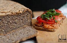 Bezglutenowy chleb z kaszy gryczanej