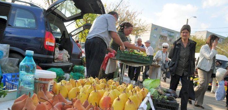 Se redeschid piețele volante la Cluj-Napoca!