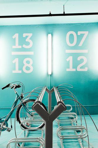 Estación de bicicletas & Agencia intermodal de transportes por IGLESIAS-HAMELIN [ARQUITECTOS]