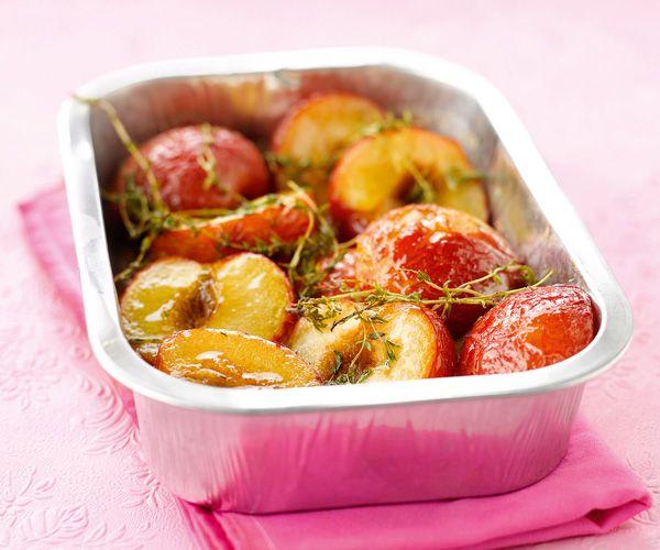 p 234 ches r 244 ties au thym pour un dessert 233 patant recette g 226 teaux et desserts et fruit
