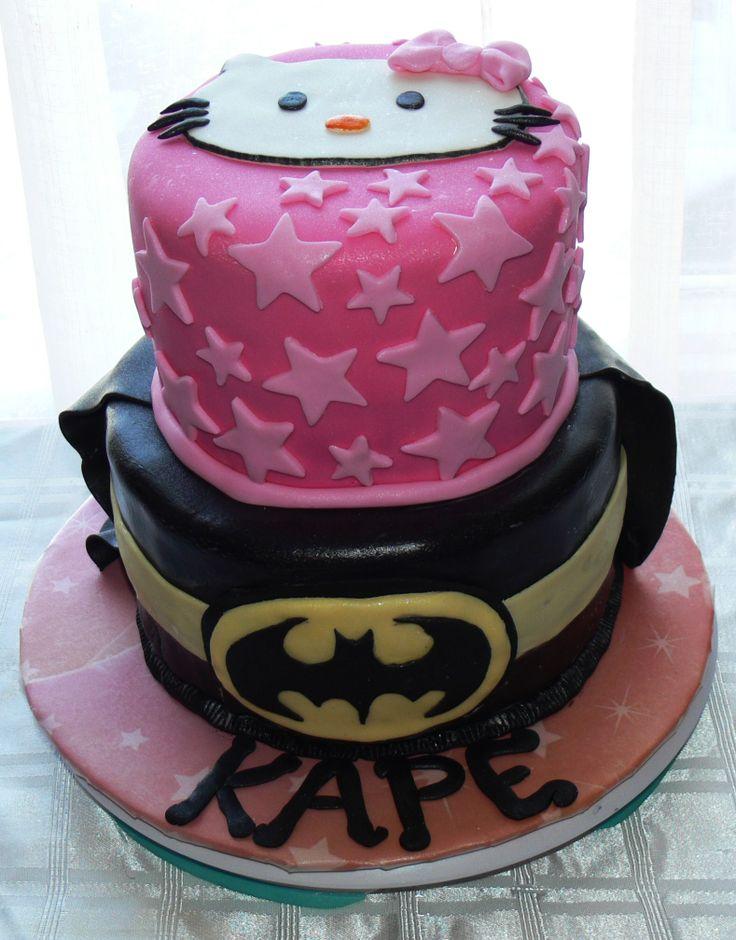 Th Birthday Cakes Batman