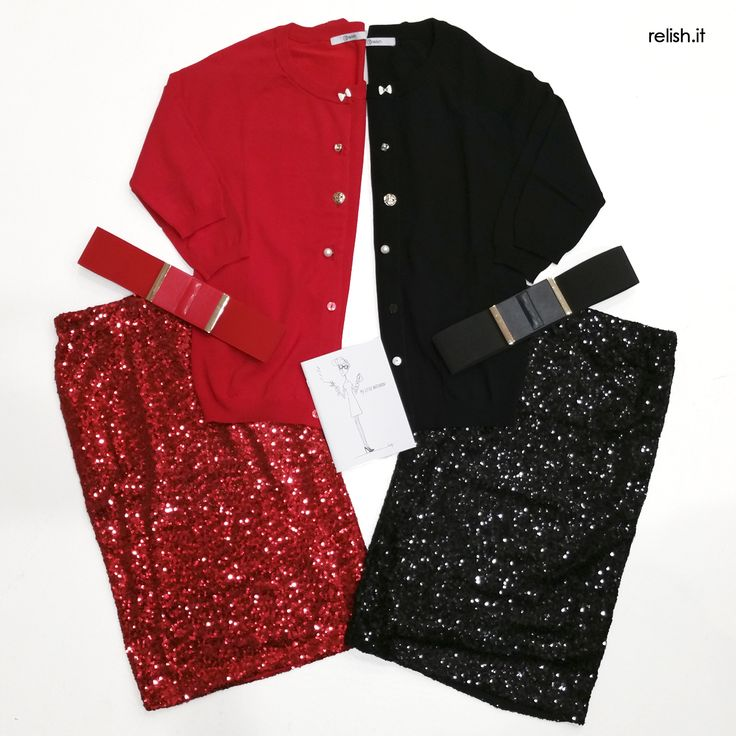 Red or black: choose your color and play with it!