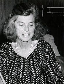 Eunice Kennedy Shriver is the founder of the Special Olympics. Her efforts to bring sports recreation to improve the lives of those with intellectual disabilities started a revolution of change.