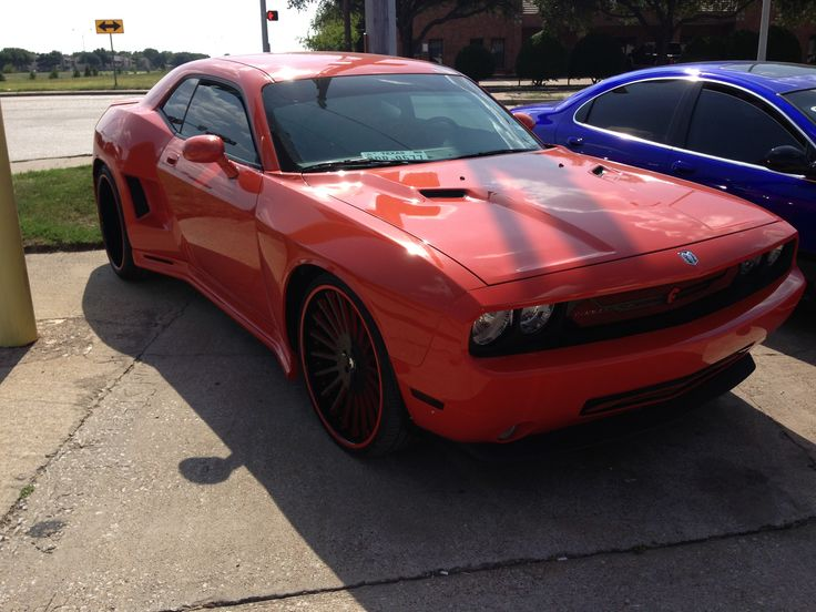 Cars Challenger Wide Body Kit 24 Quot Forgiato Andattas