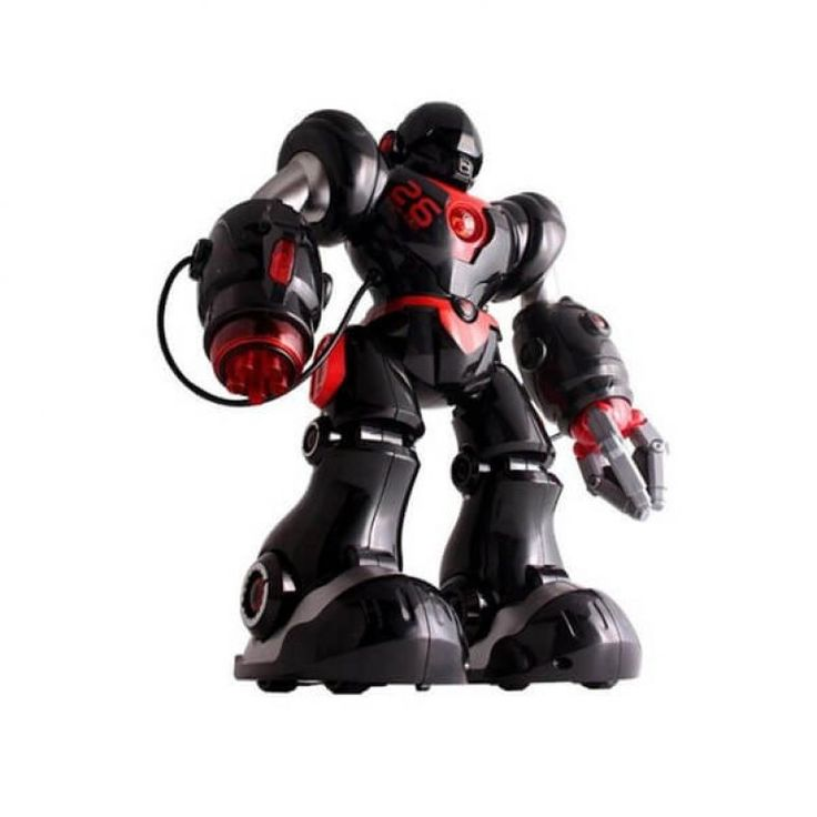 Remote Control Intelligent Humanoide Battle Robot With Voice Contrl For Kids Education & Playing