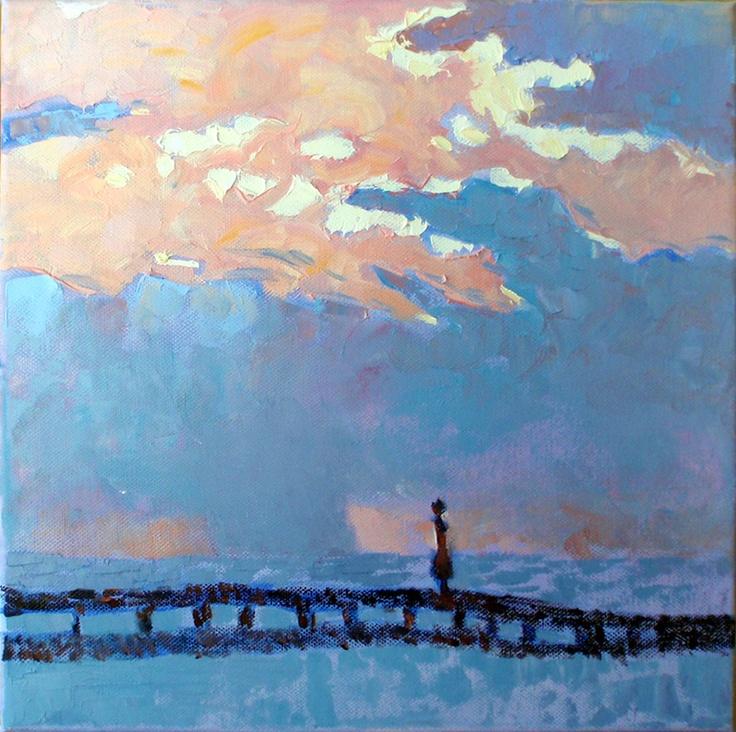Sunset  Oksana Veber