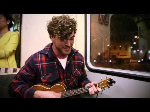Vance Joy - Riptide | Tram Sessions