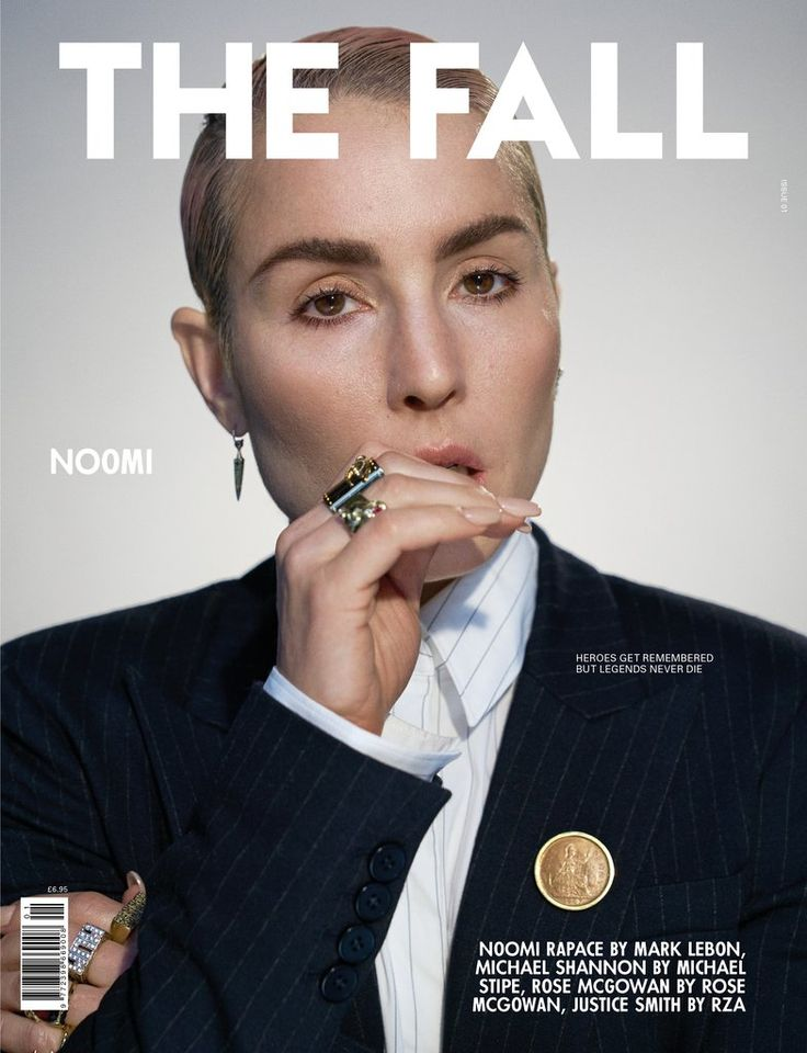 THE FALL Issue 1 - Noomi Rapace