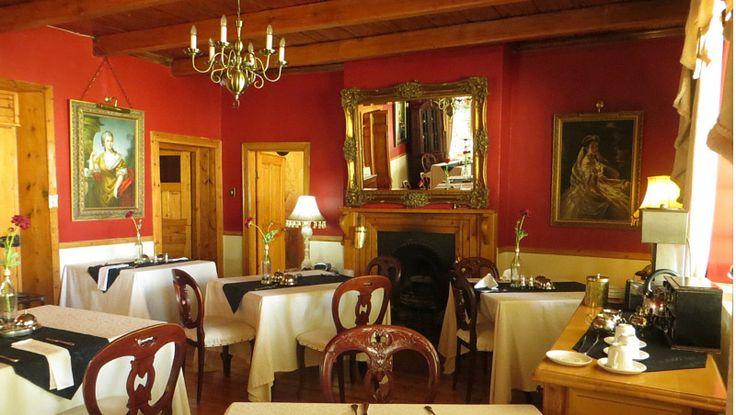 De Ark Guesthouse dining room