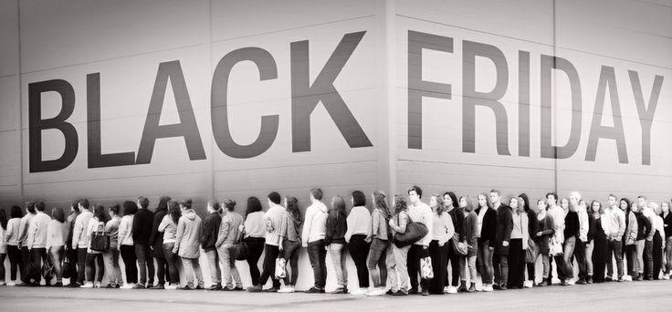 Black Friday Optimism