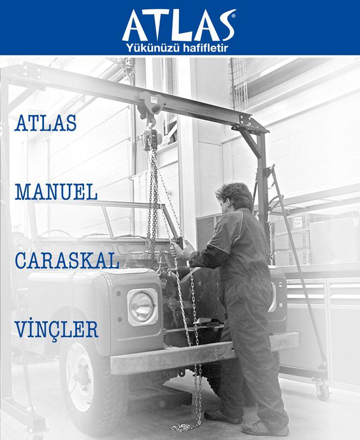 ATLAS caraskal vinçler profesyonel kulllanım için ideal sağlam ve dayanıklı vinçlerdir.  http://www.ozkardeslermakina.com/kategori/atlas/caraskal/ #caraskal #ceraskal #caraskal_vinç #ceraskal_vinç #vinç #manuel_vinç #mekanik_vinç #atlas_vinç #atlas_caraskal_vinç #yükünüz_hafifletir #hırdavat #fabrika #şantiye
