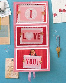 These creative valentines are a breeze to make for a few special friends