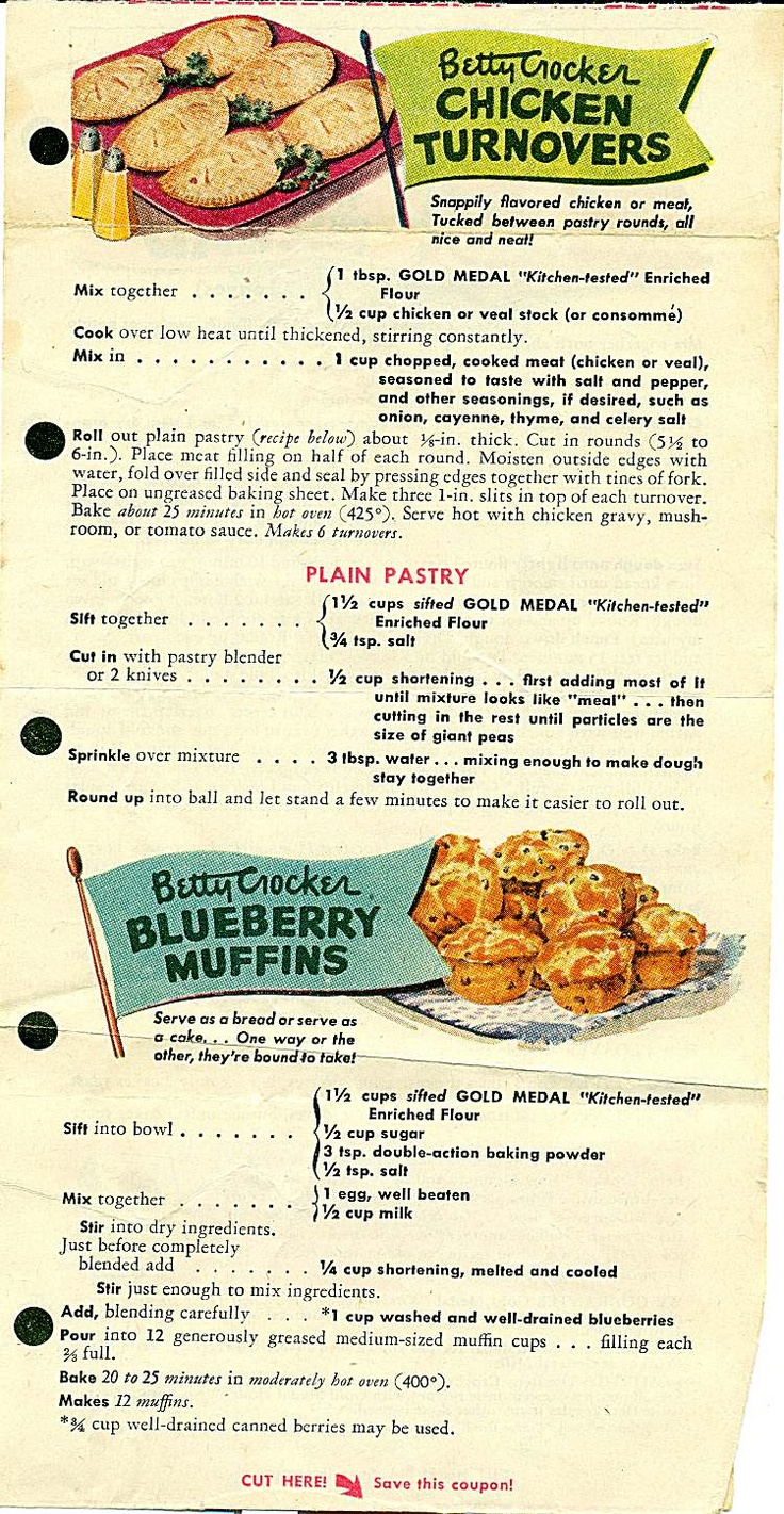 51 best Food | Retro Cooking images on Pinterest | Vintage recipes ...