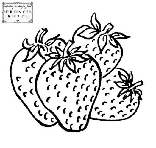 221 Best Fruit Amp Vegetables Embroidery Patterns Images On