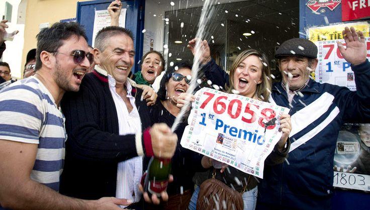 #rifa de #natal da Loteria Nacional Espanhola, El Gordo de #Navidad! Uma das maiores tradições de Natal da #Espanha!