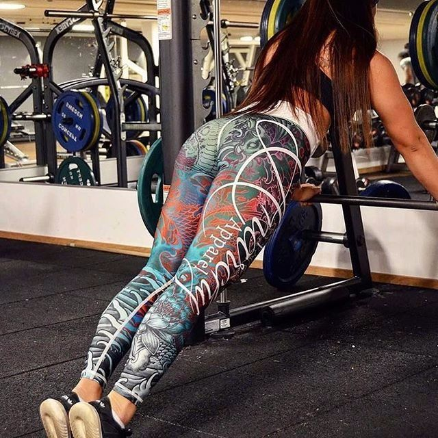 """. ANARCHY Apparel Irezumi Legging. Discover the hottest fitness trends at Gym And Fitness Fashion.💞 . Simply enter Code: GFF15 to your shopping cart and SAVE 15% storewide.🎉 .  Express Postage On All Orders 🚚 .  Shop all the looks in bio link: @gymandfitnessfashion.com.au 👀 .  Or Google """"Gym And Fitness Fashion"""" 👀 .  #gymandfitnessfashion #muscle #christmas #bodybuilding #womensfashion  #squat #gymlife #fitspo #healthy #photooftheday #strong #nutrition #instagood"""