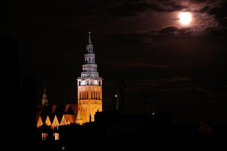 Kościół św. Bartłomieja, #Gliwice