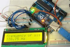 Arduino Frequency Counter Tutorial