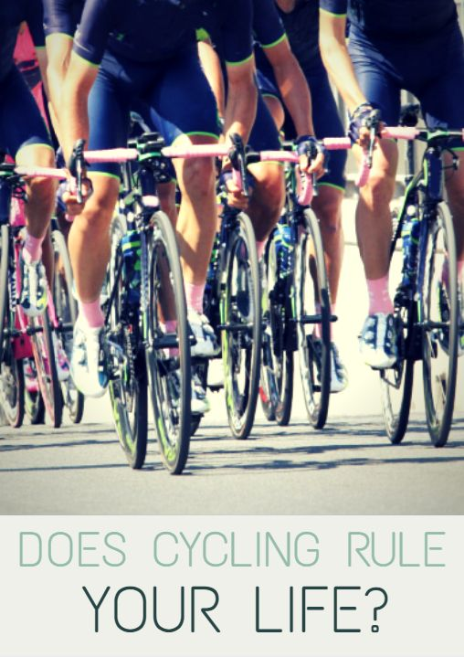 The idea of sitting in a saddle and pedaling two wheels into motion might seem ridiculous to some, completely acceptable to others and absolutely essential to a select few. Take our quiz and find out if cycling rules your life. http://www.active.com/cycling/articles/does-cycling-rule-your-life-quiz?cmp=17N-PB33-S32-T6---1091