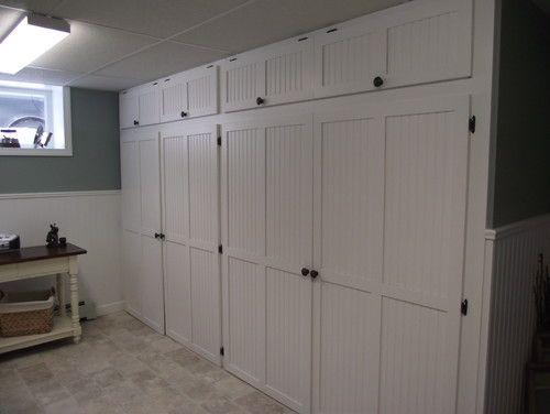 Basement Storage Design, Pictures, Remodel, Decor and Ideas - page 2