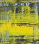 Gerhard Richter  Gerhard Richter, 2005 Born	 February 9, 1932 (age 83) Dresden, Weimar Republic Nationality	German Education	Dresden Art Academy, Kunstakademie Düsseldorf Known for	Painting, photography Movement	New European Painting
