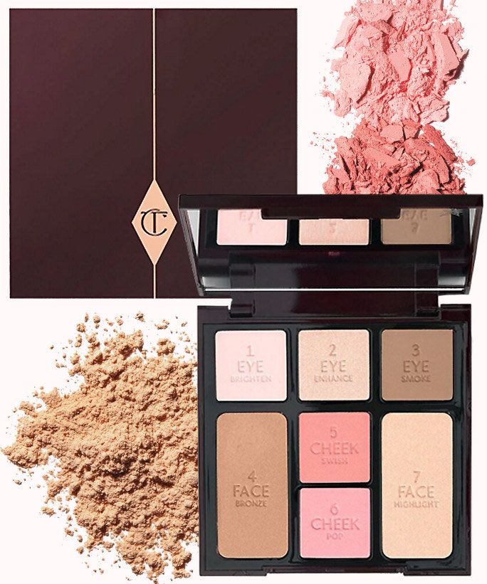 Charlotte Tilbury's new palette includes everything you need to create a variety of looks in 5 minutes flat.