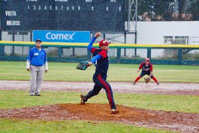 La lluvia suspende el juego de Aguascalientes en el Nacional de Béisbol 2014 ~ Ags Sports