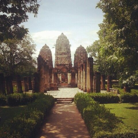 Sukhothai, Tajlandia www.kursnawschod.pl