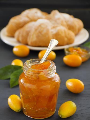 Confiture de kumquats - Recette de cuisine Marmiton : une recette