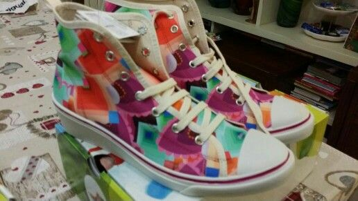 Desigual...my shoes