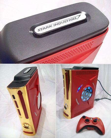 Stark Industries Xbox 360