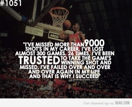 Michael Jordan: The reason why he became a #success