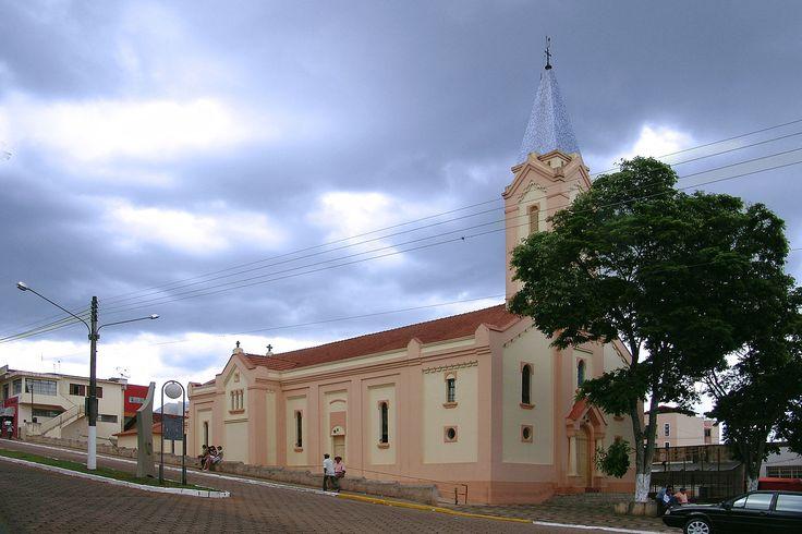 Igreja Matriz Imaculada Conceição - Itaberá/SP
