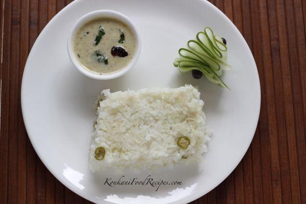 Savoury Cucumber Idli (Thoushe Muddo in Konkani)