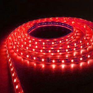Flexible led neon strip light | Red LED Car Strip Under Light Neon Footwell Flexible | eBay
