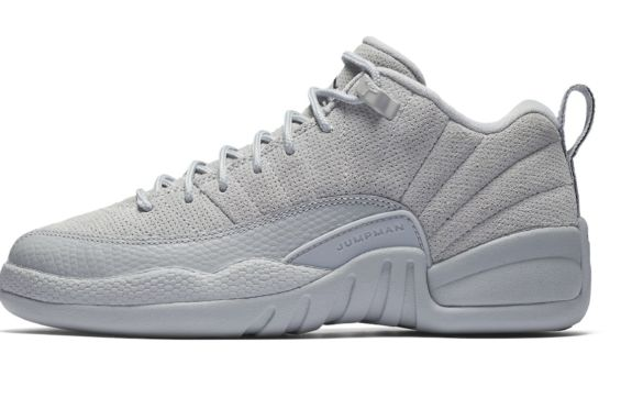 Air Jordan 12 Low Grey
