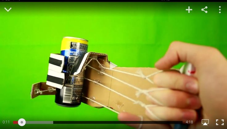 How To Make A Robot Arm Crazy Pt Com Cardboard Fun