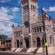 Our Lady of Mt. Carmel Church-Passaic  My parents were married in this church